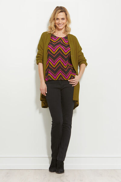 JOSNA JACKET, GINGER, hi-res
