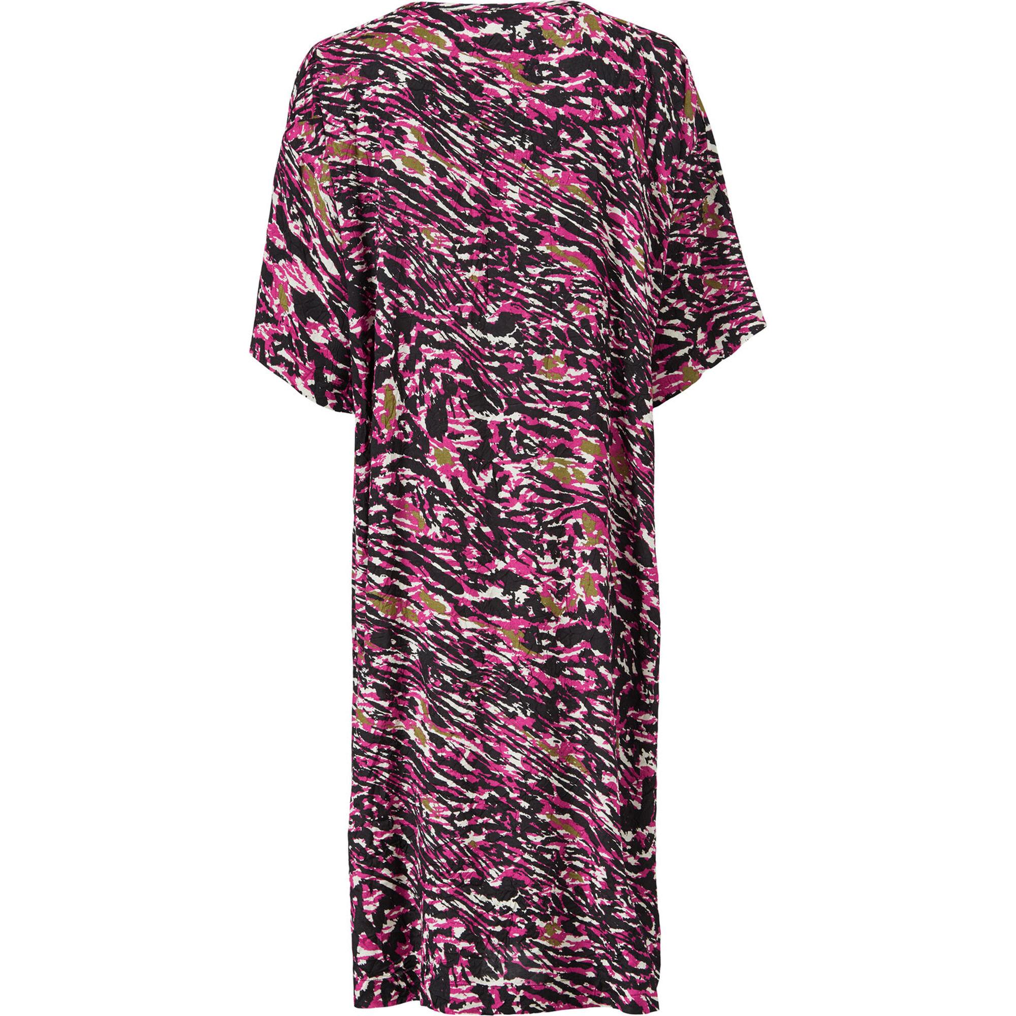 NABI DRESS, Sangria, hi-res