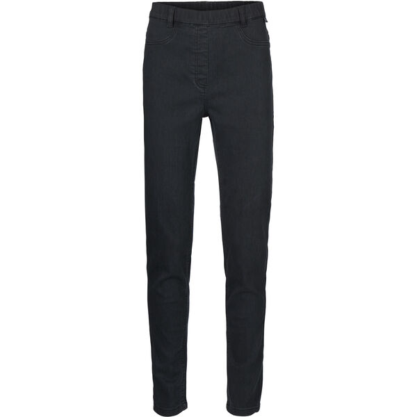 PAPIA TROUSERS, BLACK DENIM, hi-res