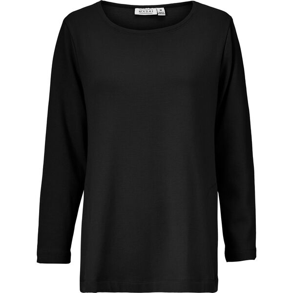BLOSNA TOP, BLACK, hi-res
