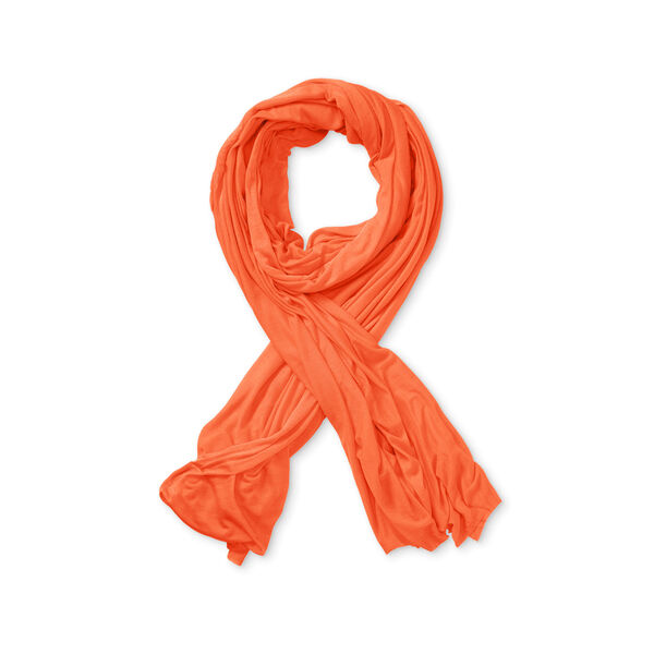 AMEGA SCARF, ORANGE, hi-res