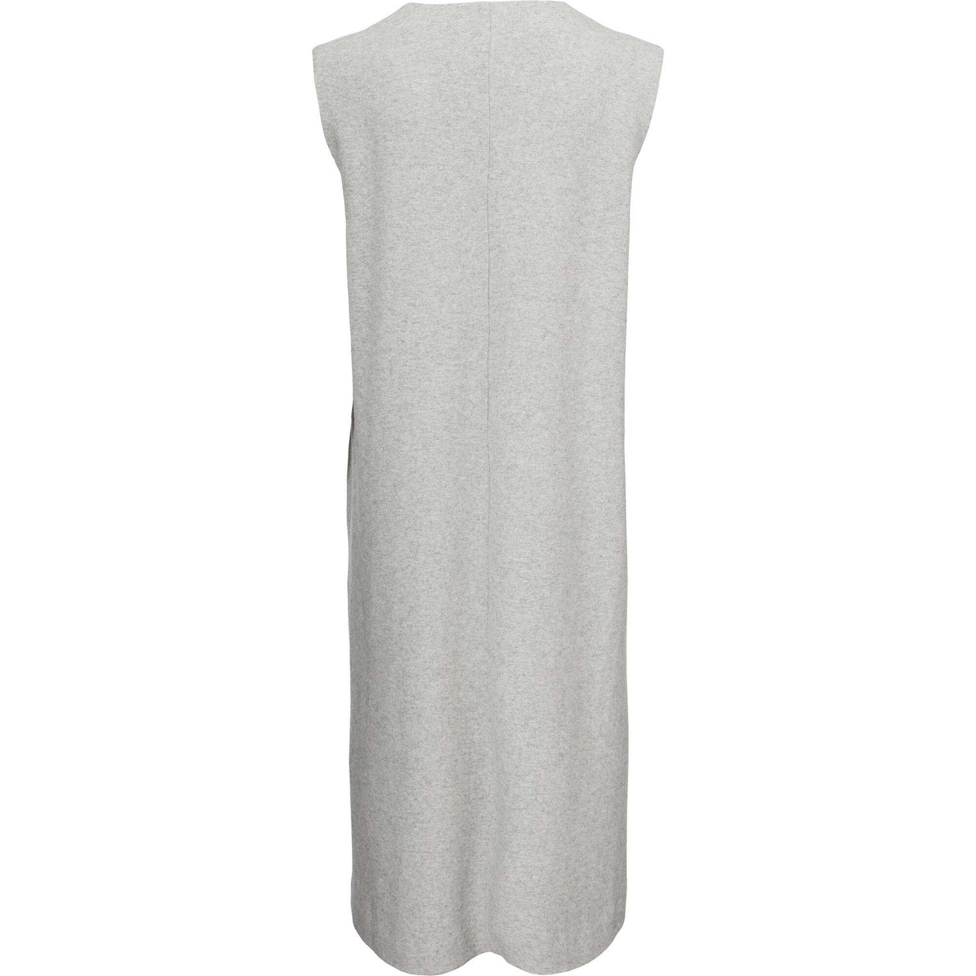 NOLA DRESS, L. Grey mel., hi-res